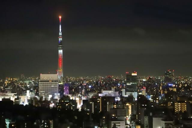東京のイメージ